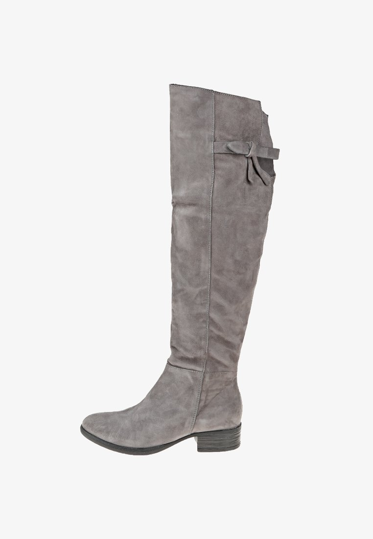 MJUS - Over-the-knee boots - grey