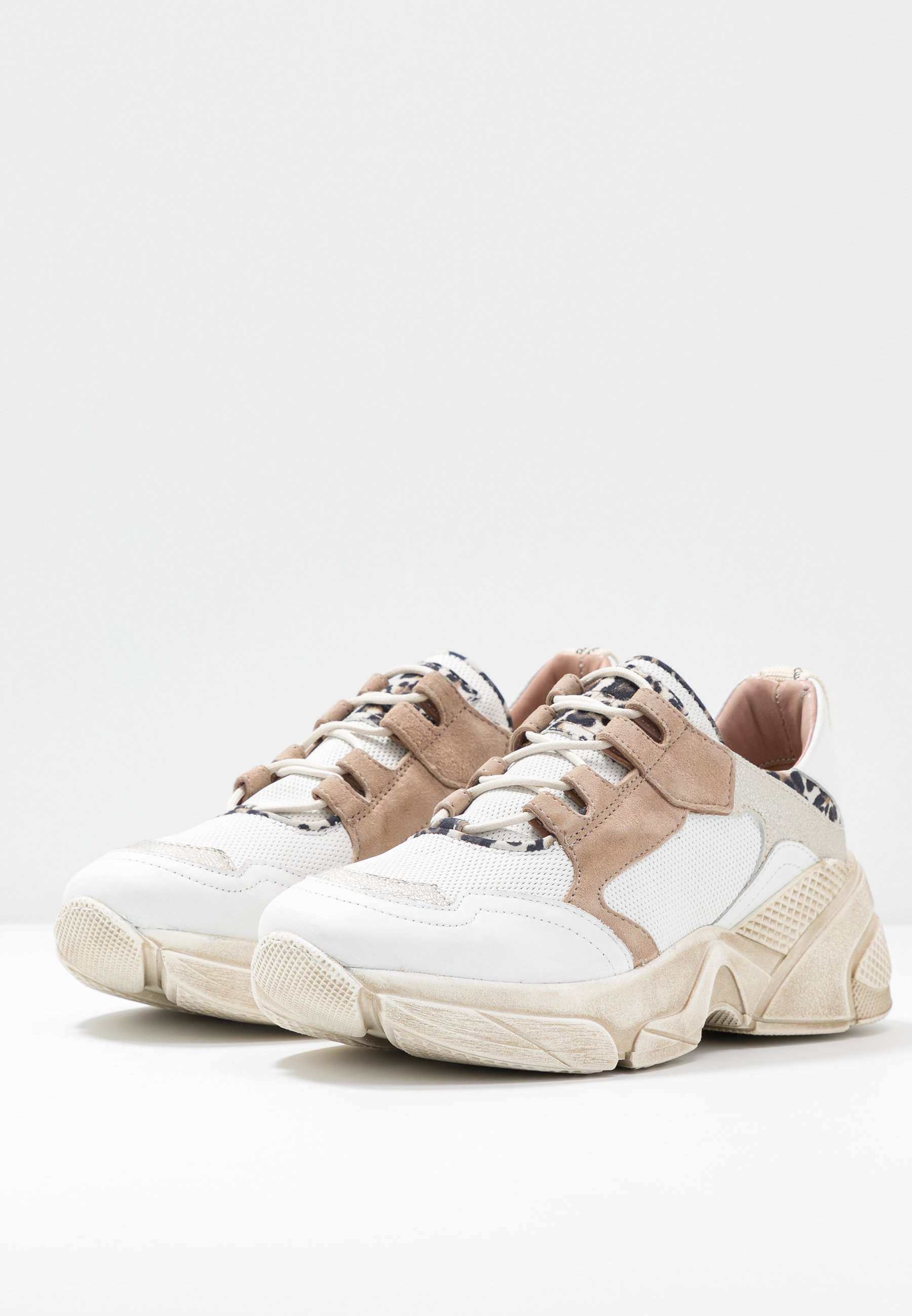 MJUS Sneakersy niskie - bianco/white