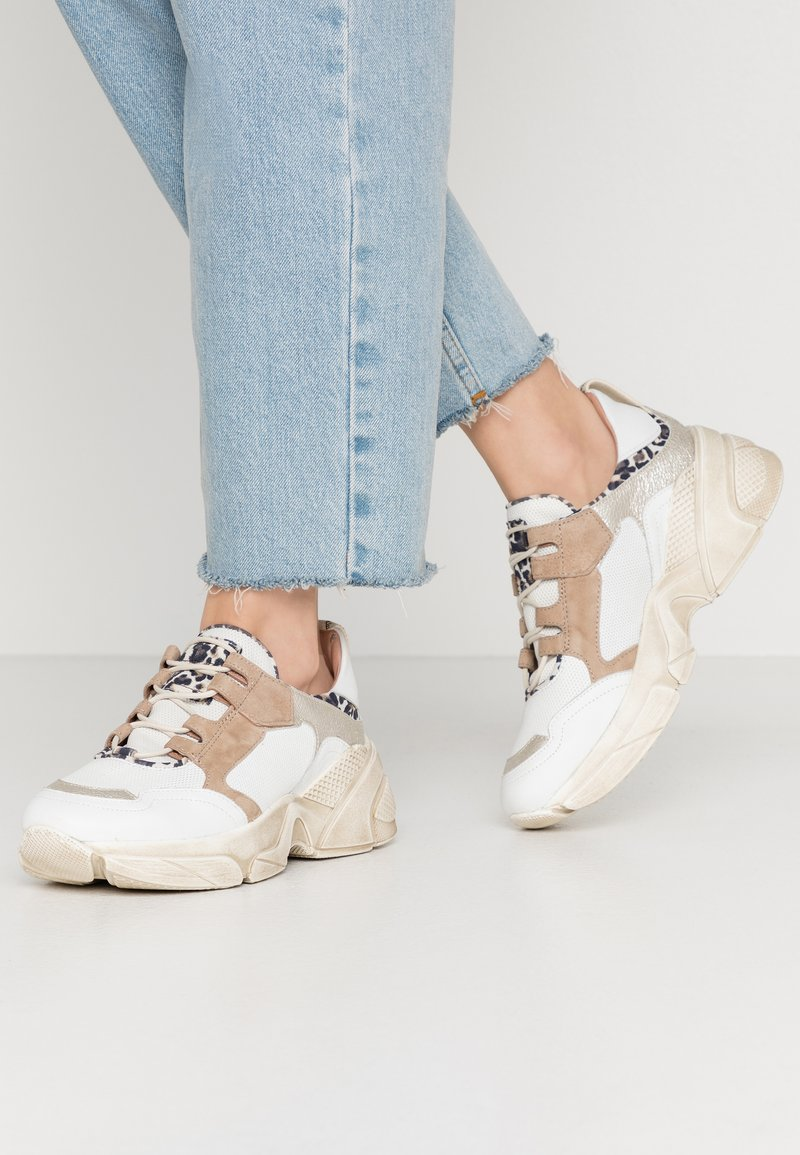 MJUS - Sneakers - bianco/white