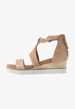 Sandales à plateforme - gazella