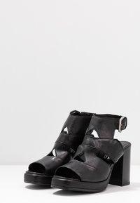 MJUS - High heeled sandals - nero - 4