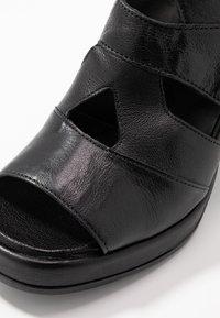 MJUS - High heeled sandals - nero - 2