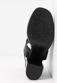 MJUS - High heeled sandals - nero - 6