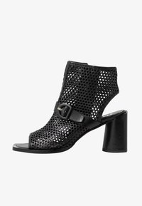 MJUS - Ankle cuff sandals - nero - 1