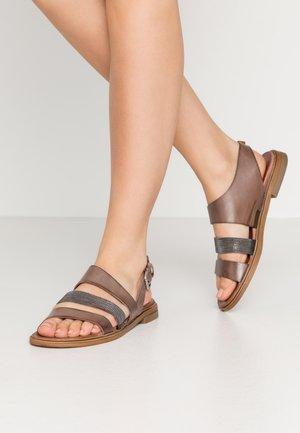 Sandals - passam malva