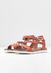 MJUS - Sandals - tomato - 4