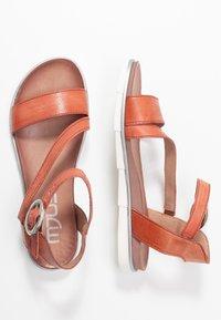 MJUS - Sandals - tomato - 3