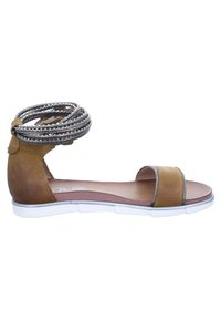 MJUS - Ankle cuff sandals - brown - 5