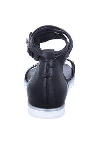 MJUS - Sandals - black/silver - 2
