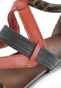 MJUS - Ankle cuff sandals - sand - 5