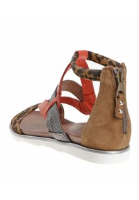 MJUS - Ankle cuff sandals - sand - 4
