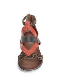MJUS - Ankle cuff sandals - sand - 3