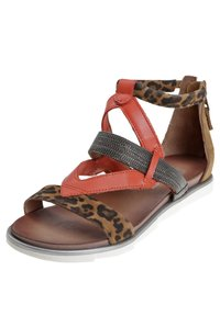 MJUS - Ankle cuff sandals - sand - 2