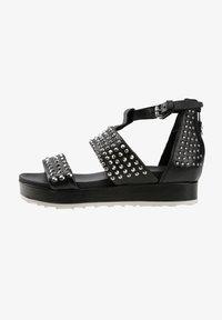 MJUS - Platform sandals - black - 1