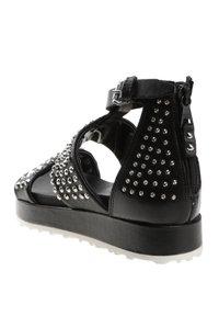 MJUS - Platform sandals - black - 4
