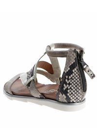 MJUS - Ankle cuff sandals - grey - 3