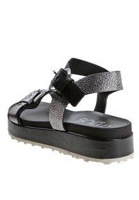 MJUS - Platform sandals - black - 3