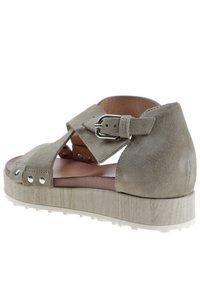 MJUS - Sandals - khaki - 3