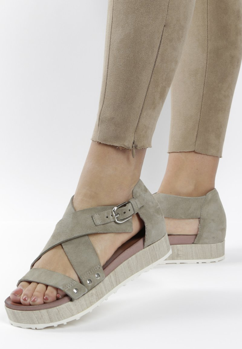 MJUS - Sandals - khaki