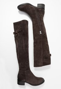 MJUS - Over-the-knee boots - mocca - 3