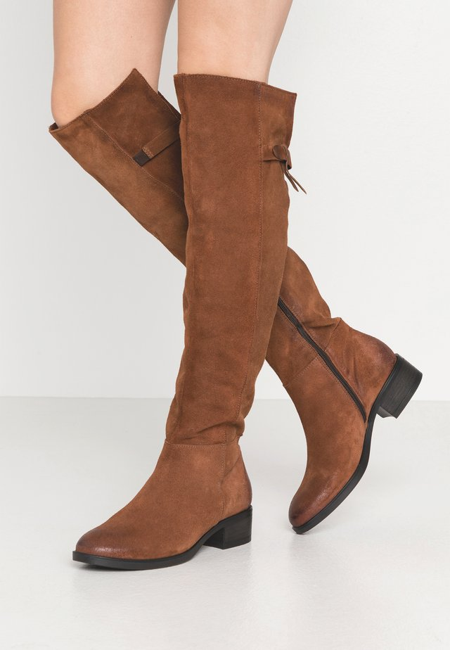 Over-the-knee boots - penny