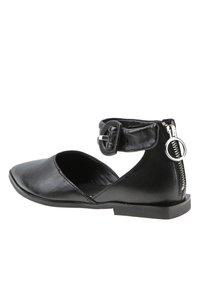MJUS - Ankle strap ballet pumps - black - 3