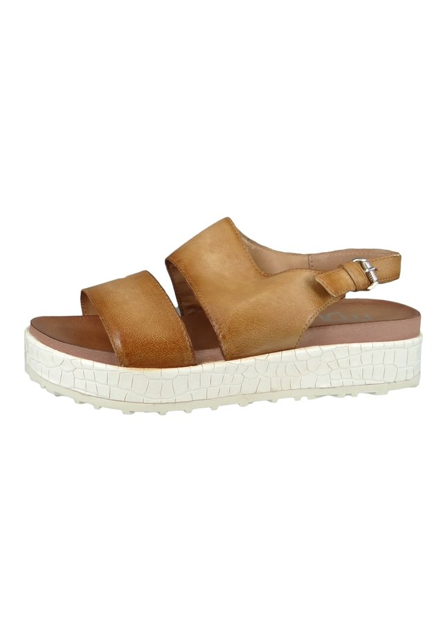 Platform sandals - sella