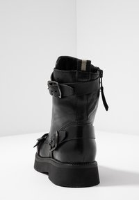 MJUS - Cowboy/biker ankle boot - nero - 5