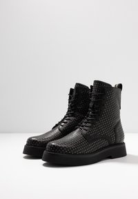 MJUS - Lace-up ankle boots - nero - 4