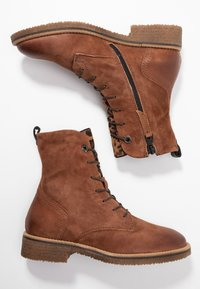 MJUS - Lace-up ankle boots - terra - 3