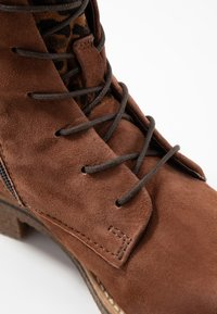 MJUS - Lace-up ankle boots - terra - 2