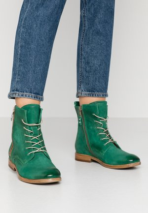 Lace-up ankle boots - patrick rame
