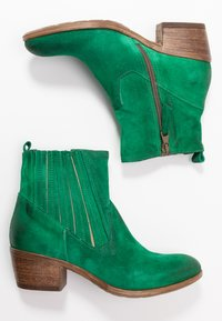MJUS - Cowboy/biker ankle boot - patrick - 3