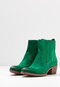 MJUS - Cowboy/biker ankle boot - patrick - 4