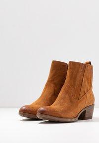 MJUS - Cowboy/biker ankle boot - sella - 4