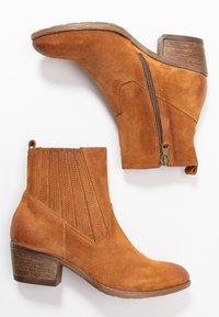 MJUS - Cowboy/biker ankle boot - sella - 3