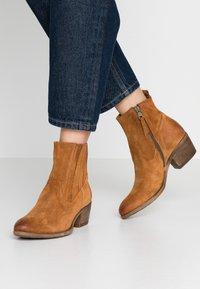 MJUS - Cowboy/biker ankle boot - sella - 0