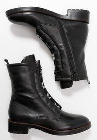 MJUS - Kovbojské/motorkářské boty - nero - 3