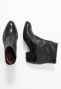 MJUS - Støvletter - nero - 1