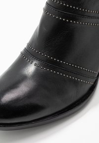 MJUS - Støvletter - nero - 5