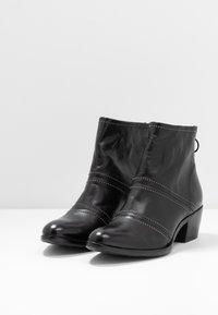 MJUS - Støvletter - nero - 2