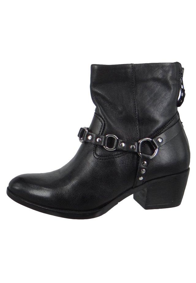 DALLAS DALLY - Ankle boots - nero