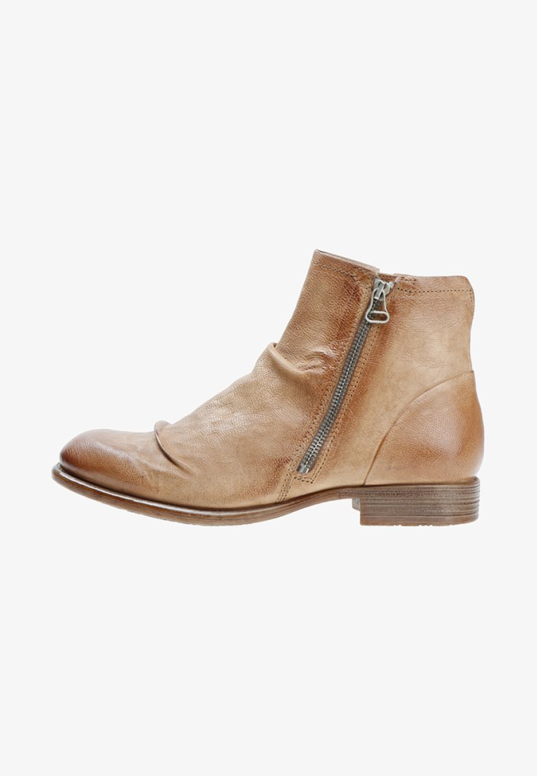 MJUS - Classic ankle boots - brown