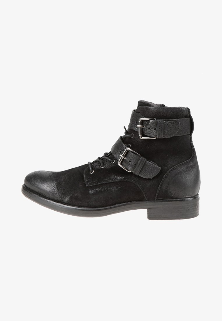 MJUS - MJUS  - Lace-up ankle boots - black