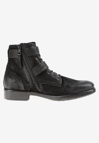 MJUS - MJUS  - Lace-up ankle boots - black - 3
