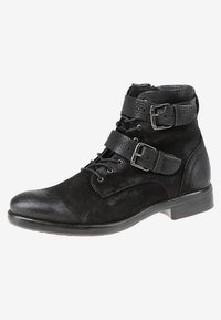 MJUS - MJUS  - Lace-up ankle boots - black - 2
