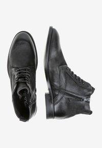 MJUS - MJUS  - Lace-up ankle boots - black - 1