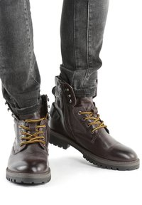 MJUS - Lace-up ankle boots - brown - 0