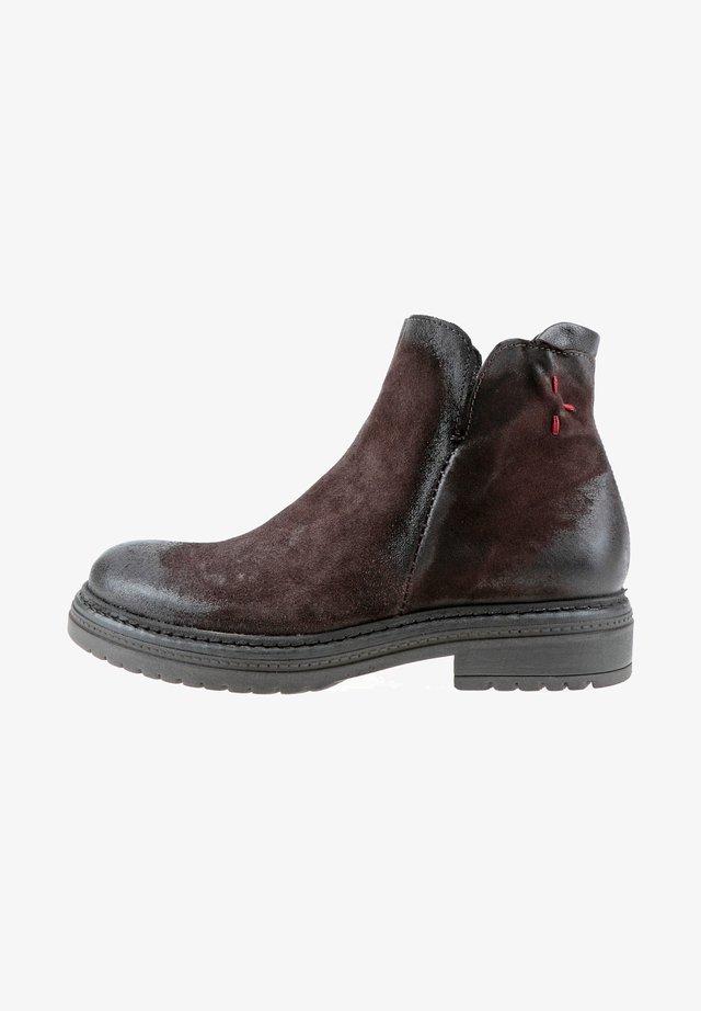 Classic ankle boots - moka