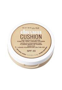 Maybelline New York - DREAM CUSHION MAKE-UP - Foundation - 1 natural ivory - 1